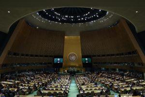 سخنرانی رئیس جمهور در هفتاد و دومین اجلاس سازمان ملل متحد